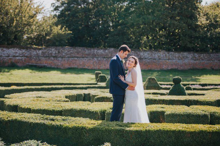 Lydia & Sam's Basing House Wedding