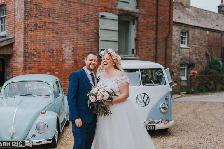 Ella & Tom's Super Smiley Sopley Mill Wedding