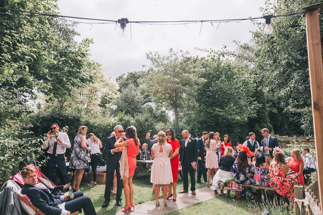pub garden wedding venue